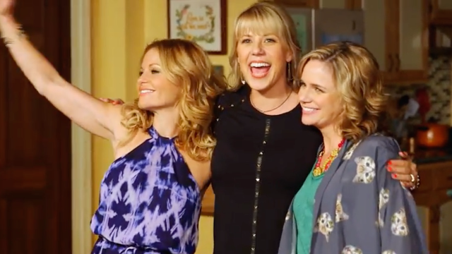 'Fuller House' releases behind-the-scenes featurette to prove that Kimmy Gibbler is still annoying.