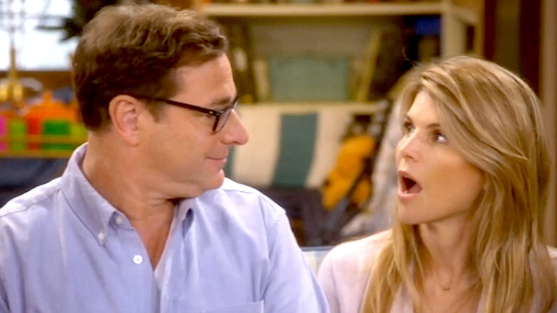 Cut it out: Here's the first full trailer for 'Fuller House.'