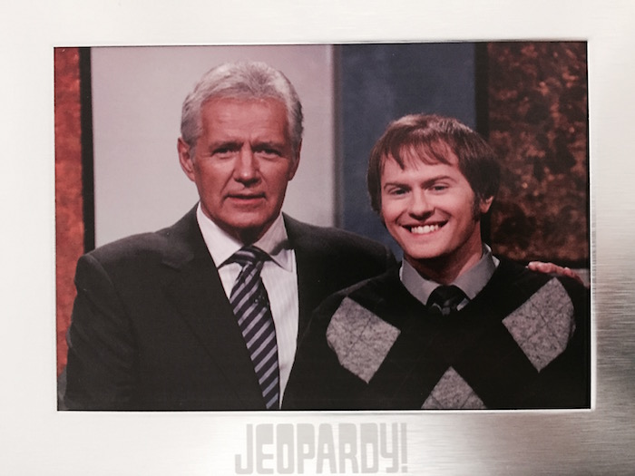 "What it's like to go on ""Jeopardy!"" and lose."