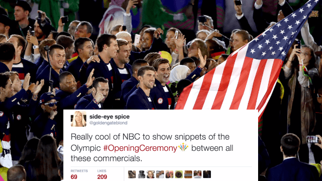 38 of the funniest reactions to the 2016 Rio Olympics Opening Ceremony.