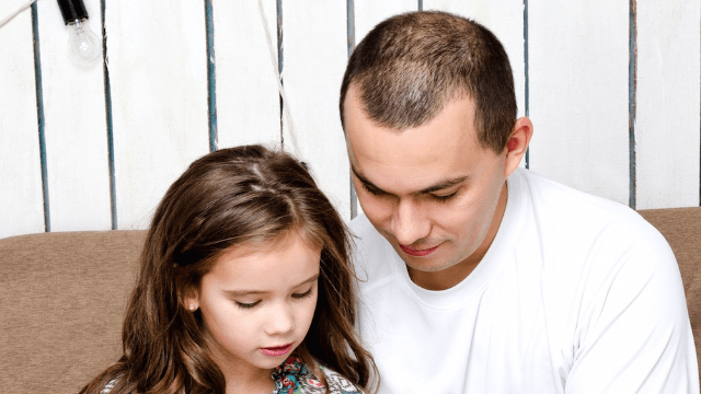 Dads revealed the hilarious lies they made their kids believe for way too long.