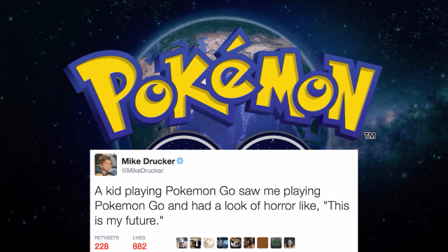 33 of the best jokes about 'Pokemon Go' from nerds who stopped playing long enough to tweet.