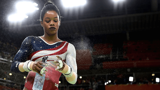 Gabby Douglas responds to all the hateful people trolling her on the internet.