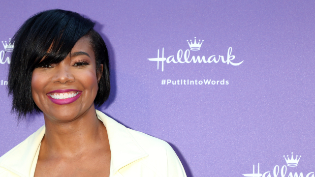 Gabrielle Union gracefully shut down people mom-shaming her for kissing her newborn daughter.