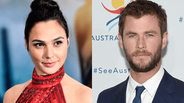 Wonder Woman and Thor are flirting on Twitter about who would win in a fight.