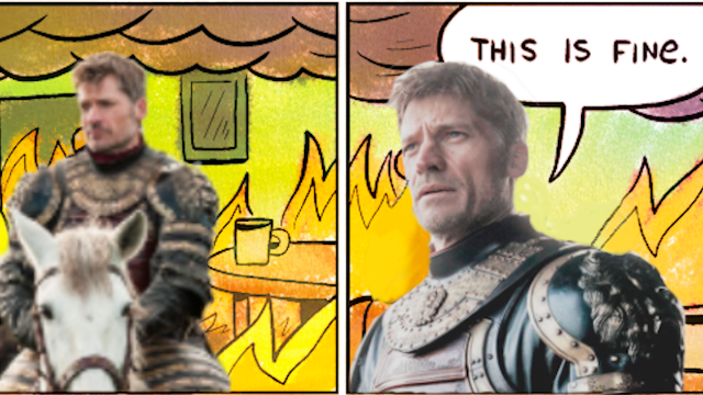 33 *fire* reactions to this week's big 'Game of Thrones' battle.
