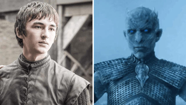 'Game of Thrones' actor shuts down theory that Bran Stark is actually the Night King.
