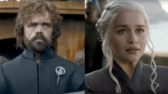 'Game Of Thrones' director responds to that theory that Tyrion is in love with Dany.