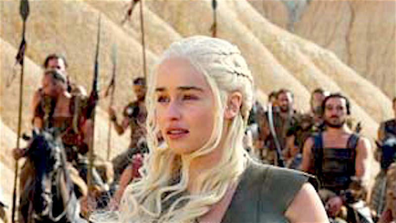 A 'Game of Thrones' fan theory suggests the mother of dragons might be a little too much like her dad.