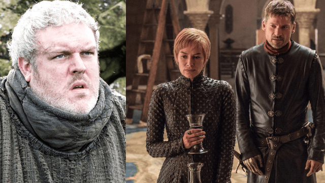 Hodor just might have let slip a huge secret about Cersei and Jaime on 'Game of Thrones.'