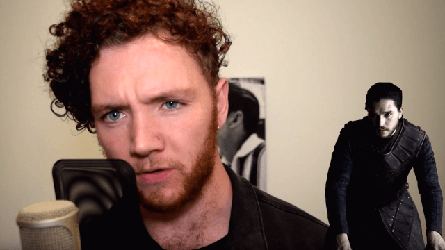 Scheiffer Bates' 'Game of Thrones' impressions are so good, he must be a Faceless Man.