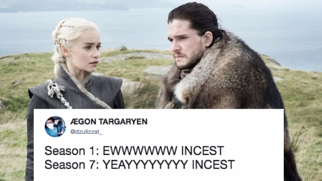 'Game of Thrones' fans celebrate the incest we've been waiting for.
