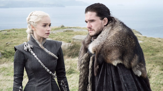 'Game of Thrones' fans are freaking out over that big reveal about Jon 'Snow.'
