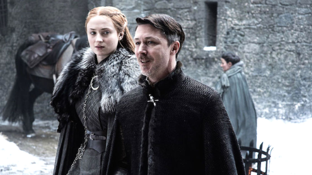 Two tiny 'Game of Thrones' details may hint at Littlefinger's grand finale.