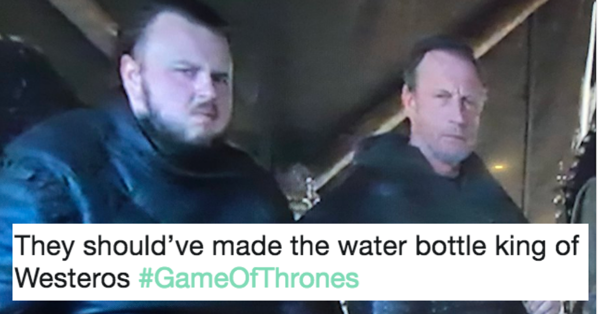 65ad4a683d 25 tweets about the biggest mistake in the 'Game of Thrones' finale.  Besides the writing. | Someecards News