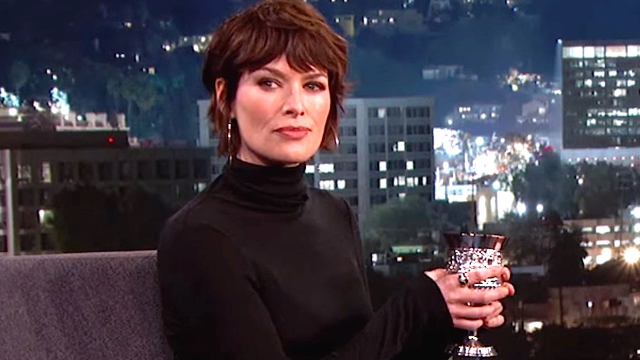 Queen Cersei reads insults from 'The Bachelor,' the 'Game of Thrones' of reality TV.
