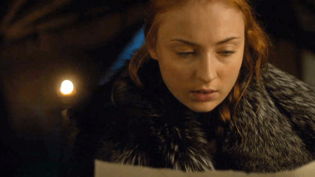 This 'Game of Thrones' theory suggests Sansa may be much sneakier than anyone guessed.