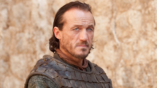 IRL drama explains that weird Bronn moment in the 'Game of Thrones' finale.