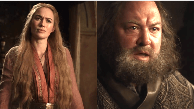 Could this speech in season one of 'Game of Thrones' be foreshadowing what will happen to Cersei?