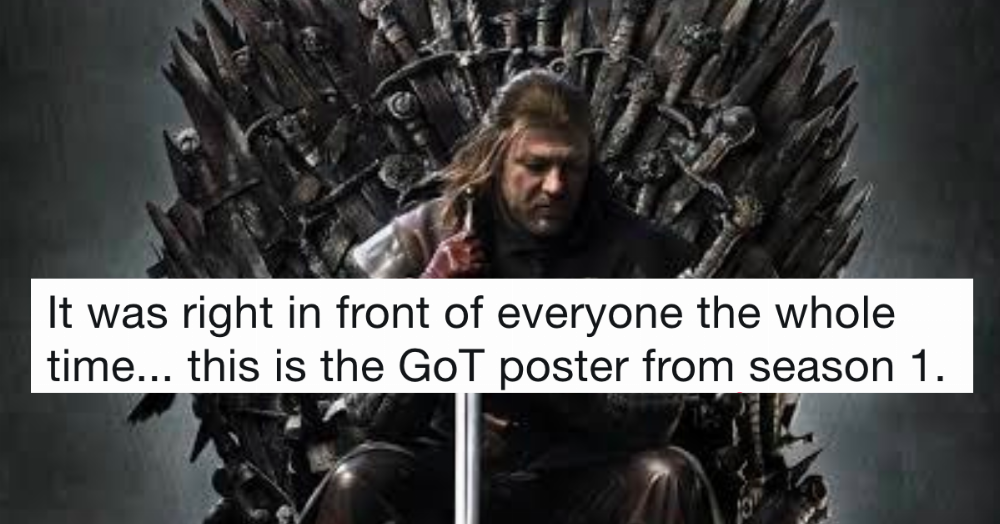 Game Of Thrones Spoiled The Finale Before The First Episode