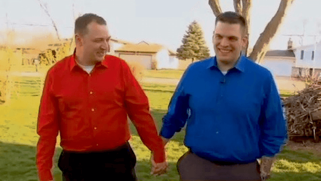Gay couple gets cruel RSVP that's inspiring them to have a very fun wedding.