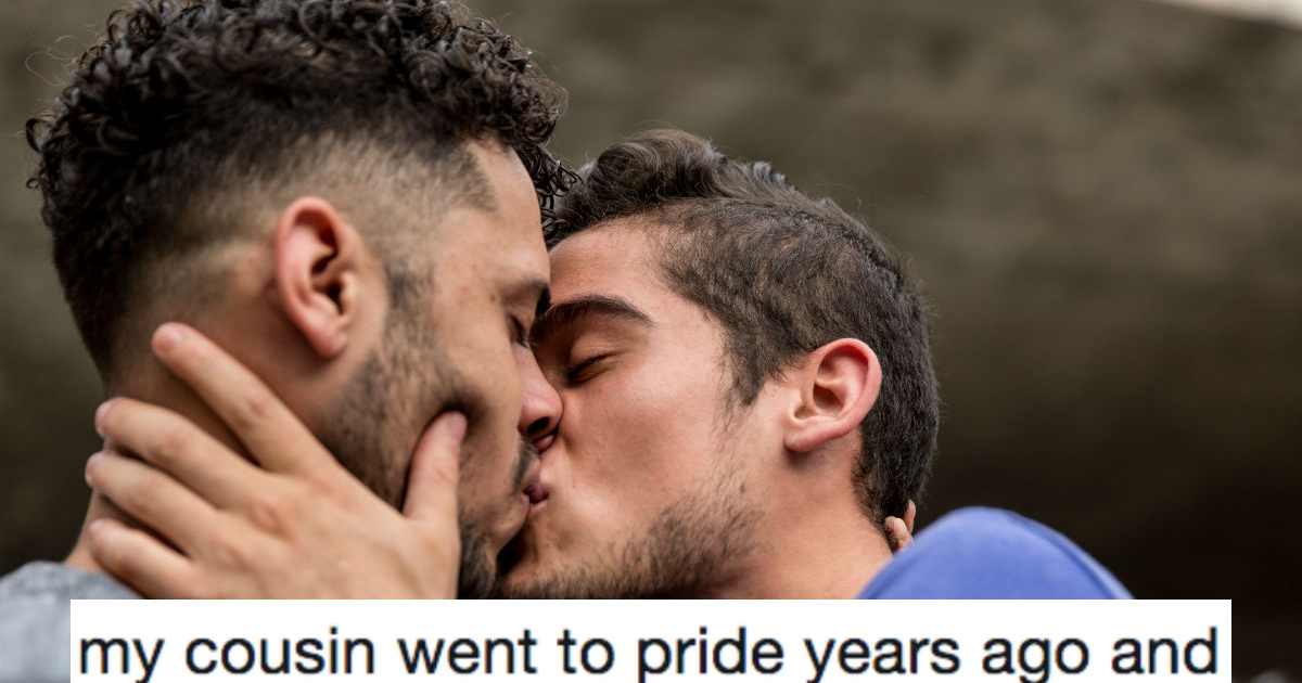 Gay married couple realizes they had a disgusting rendezvous