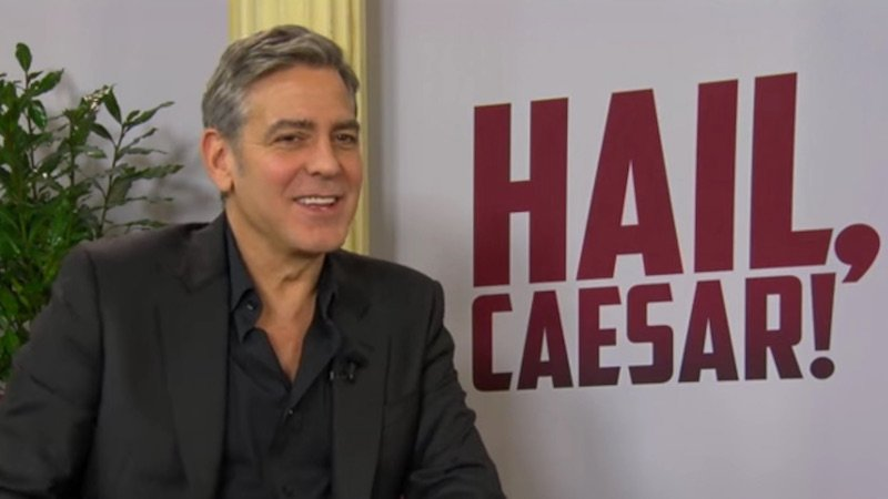 George Clooney told BBC he may quit acting due to his age and insecurities about looking old.