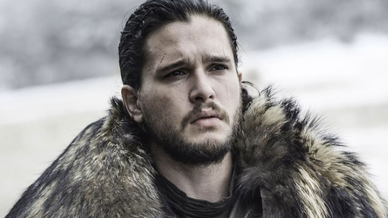 George R.R. Martin dropped a subtle hint about Jon Snow's parents 14 years ago.