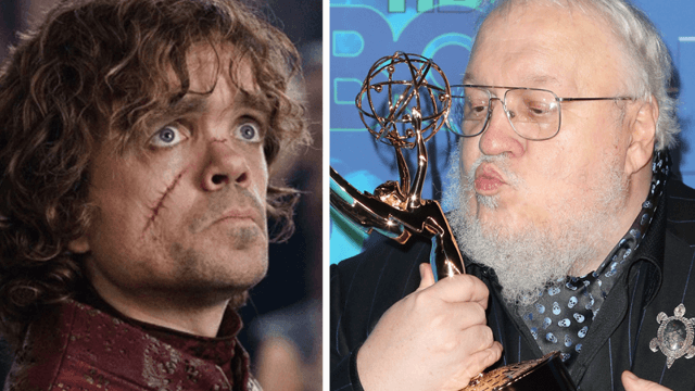 George R.R. Martin FINALLY gives an update on when he'll release the next 'Game of Thrones' book.