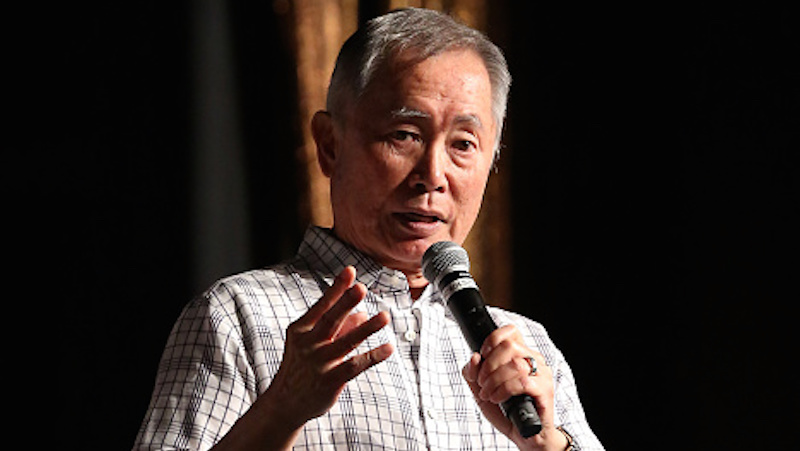 George Takei wrote a powerful message on Facebook to the mayor who praised Japanese internment.