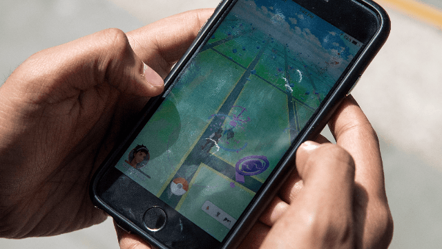 This kid apparently smashed his phone because of 'Pokémon Go.'