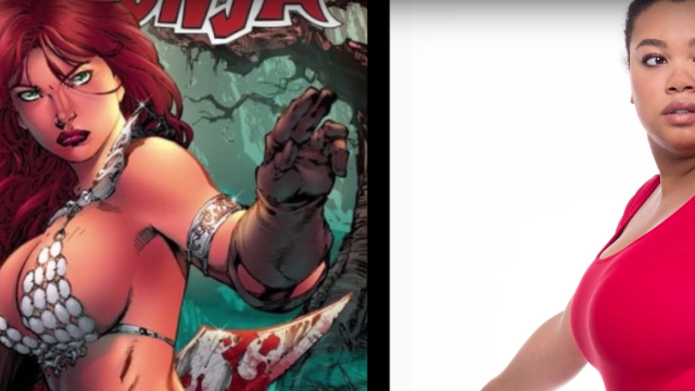 Getting real women to try and pose as comic book heroes just looks absurd