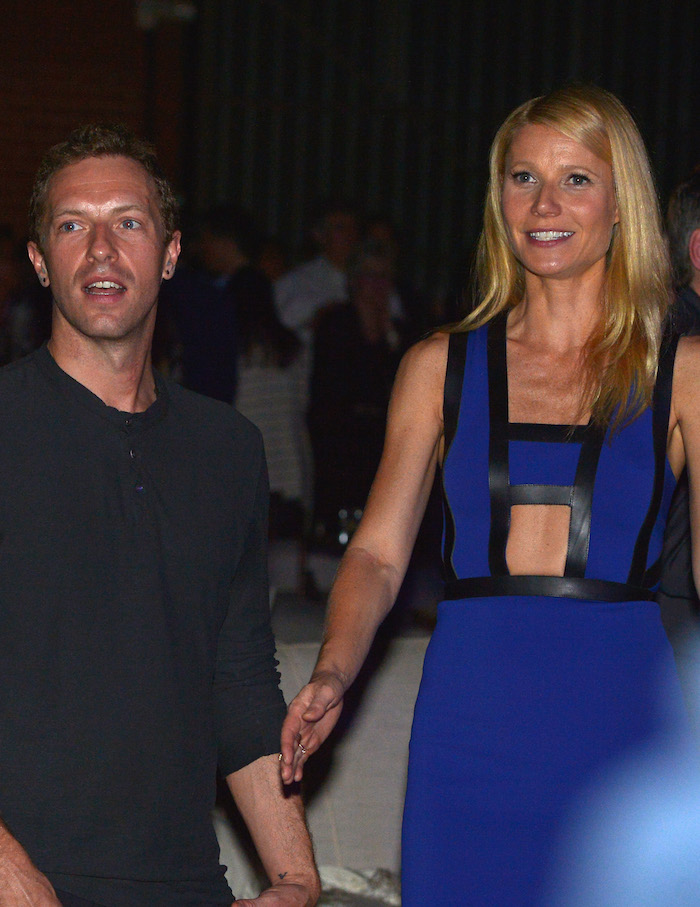 Martin and Paltrow have remained close friends despite their split.