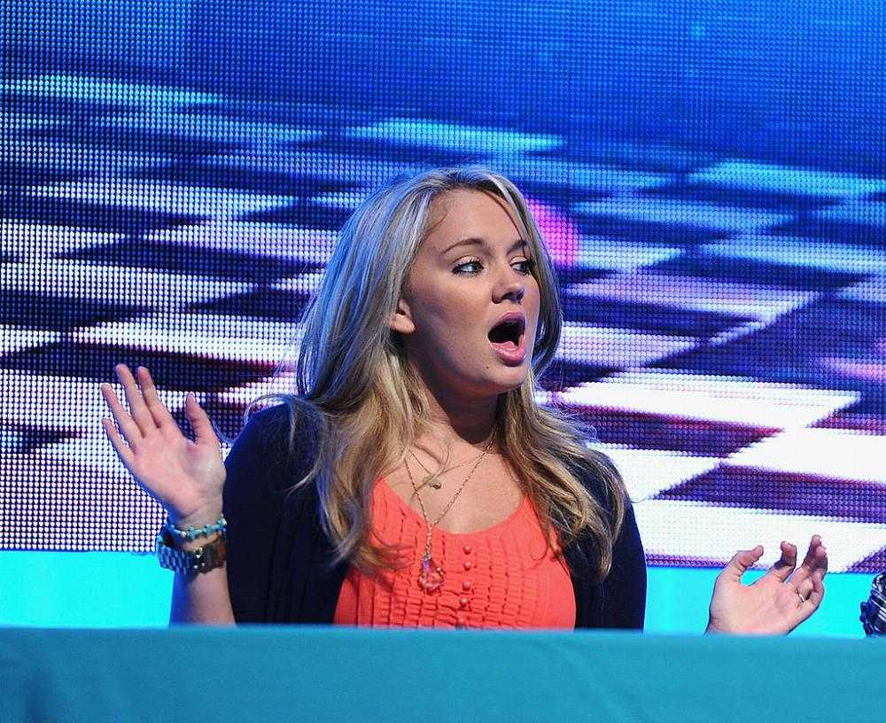 Tiffany Thornton, Disney Expo