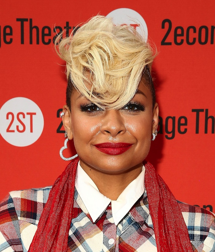"Raven-Symone studied a lot to land her new job as co-host of ""The View."""