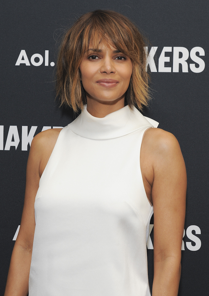 Halle Berry in 2016, not 1999.
