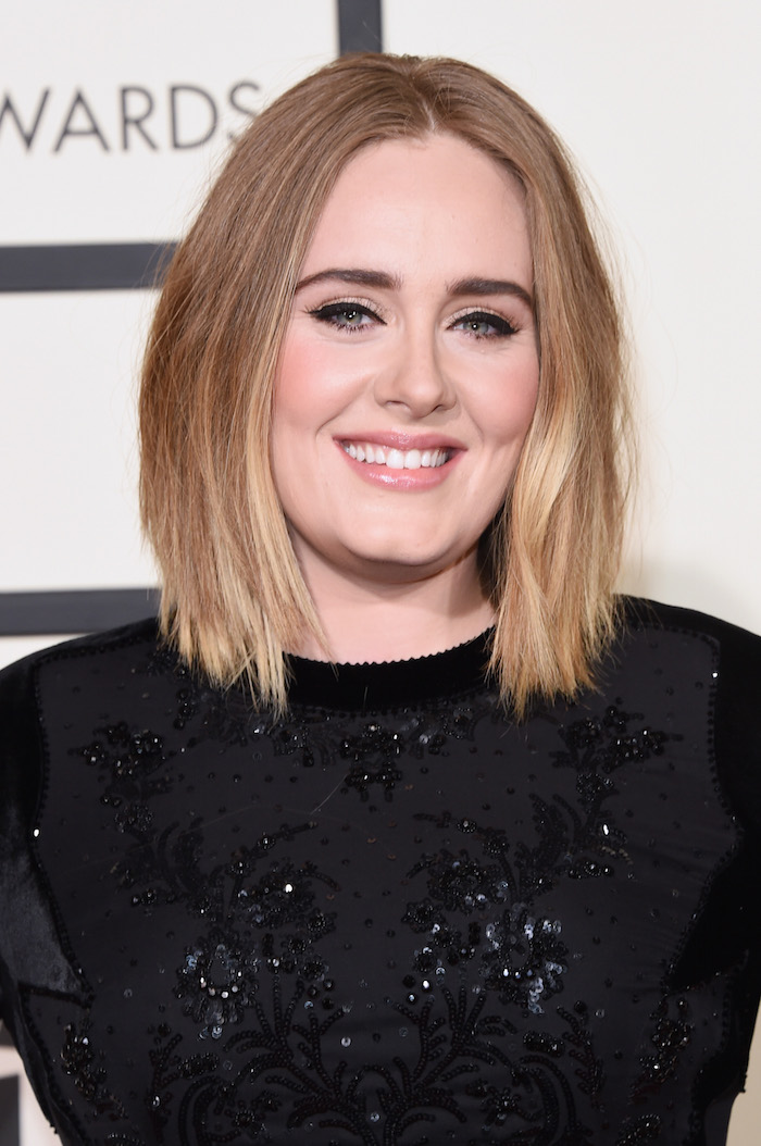 The only thing missing from Lawrence's essay is a reference to Adele's eyeliner.