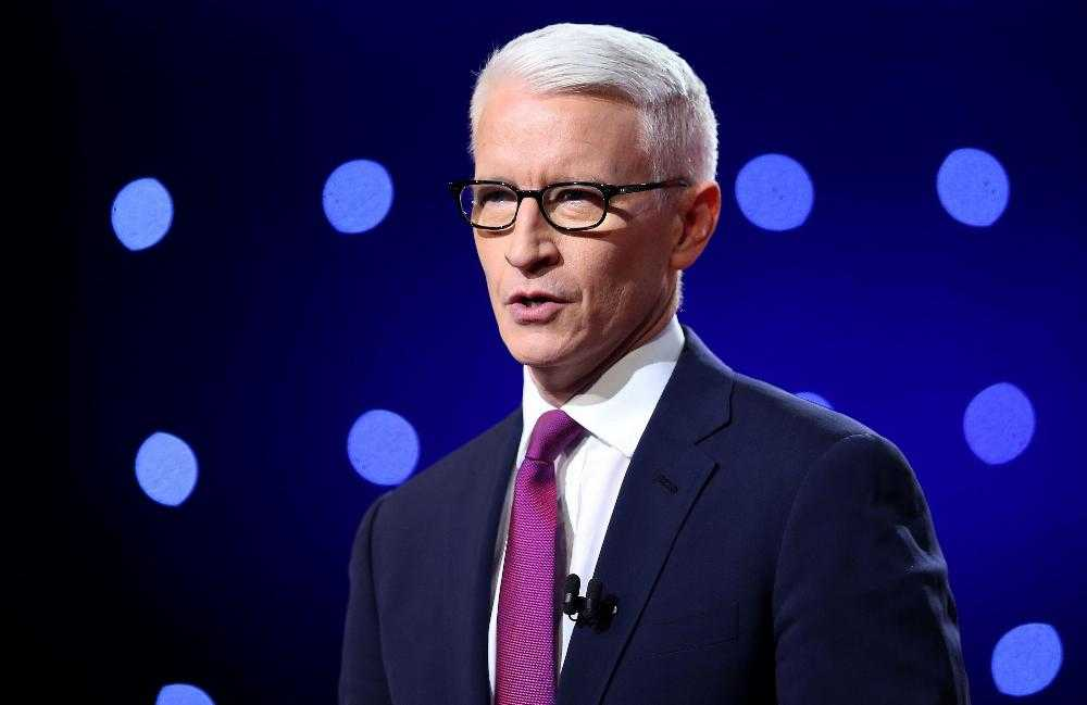 'CNN' Anderson Cooper Faces Family Tragedy, a Dangerous Career, and a Public Personal Life
