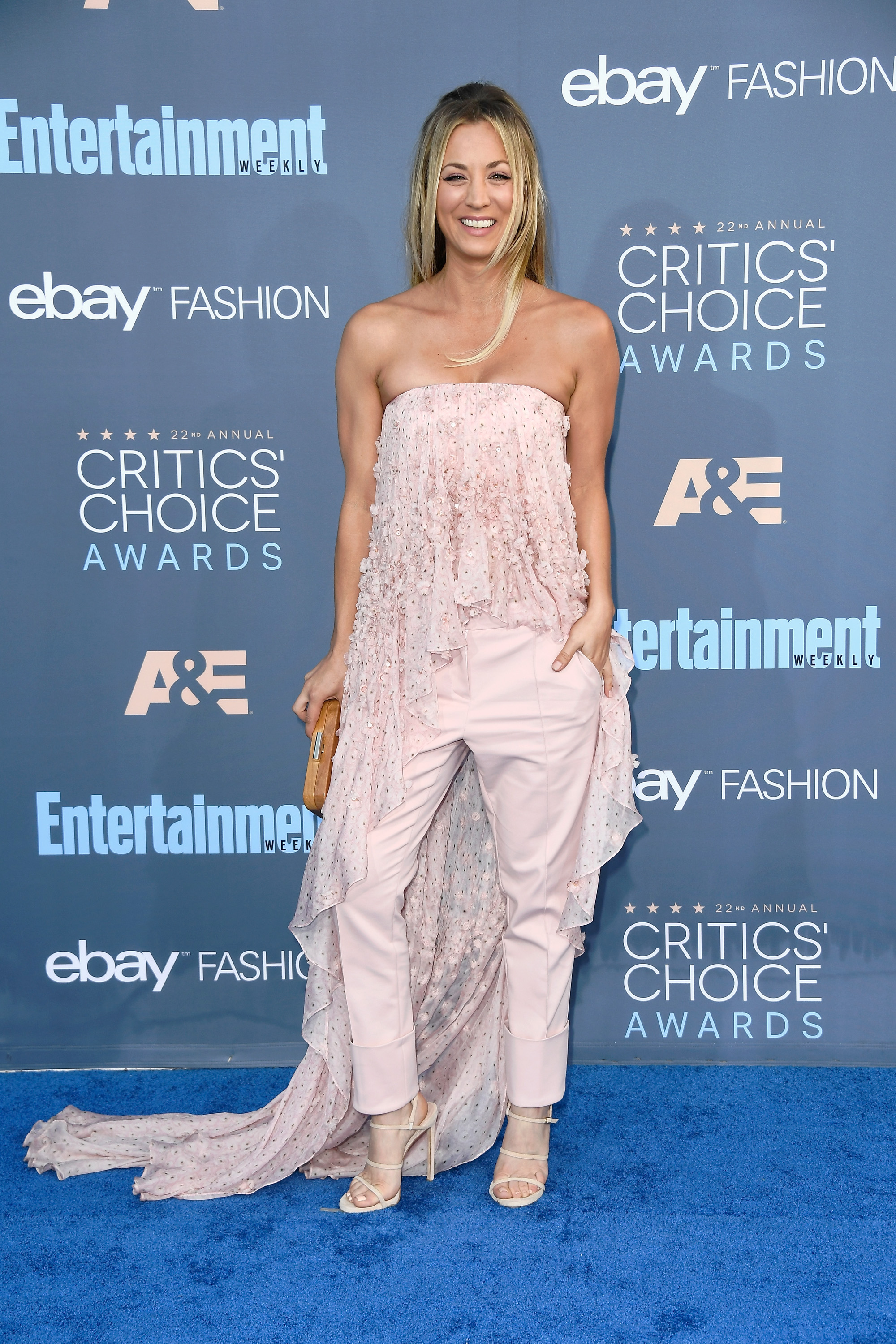 The 10 worst-dressed celebrities at the Critics' Choice Awards who should fire their stylists before the Oscars.
