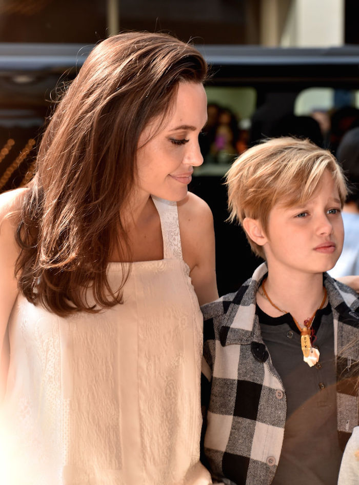 Shiloh Jolie Pitt Is All Grown Up And Looks Just Like Her Dad Brad
