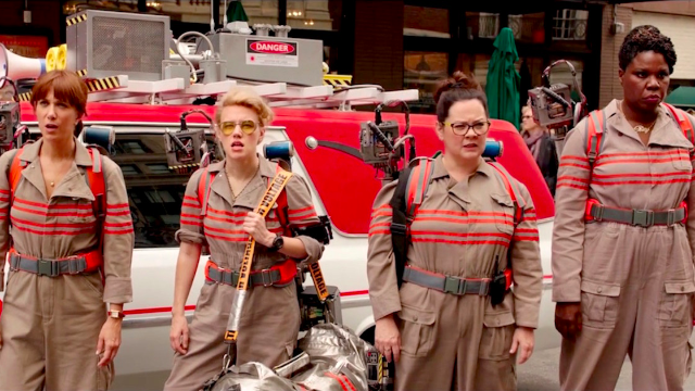 The 'Ghostbusters' trailer is here and your fears about the film are about to get slimed.