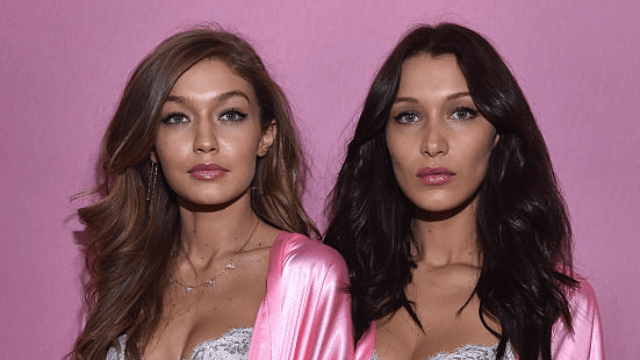 Gigi and Bella Hadid's cousin just signed as a plus size model and she definitely has their genes.