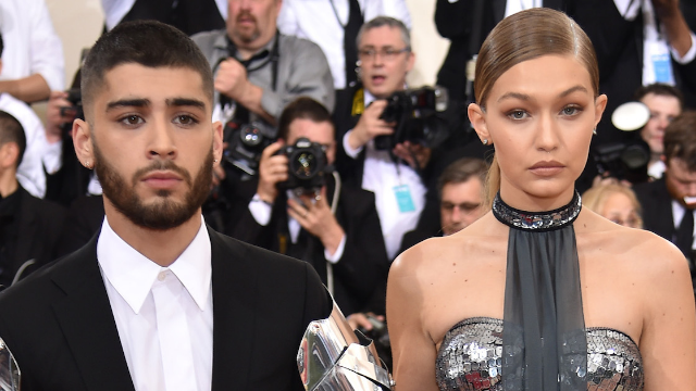 Gigi Hadid and Zayn Malik reportedly broke up and the internet is not handling it well.