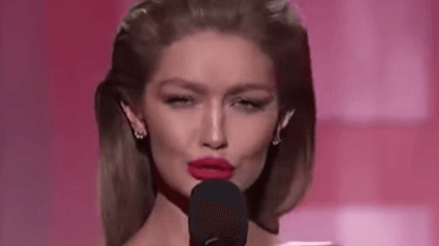 Gigi Hadid half-apologizes for impression, says Melania Trump 'understands show business.'