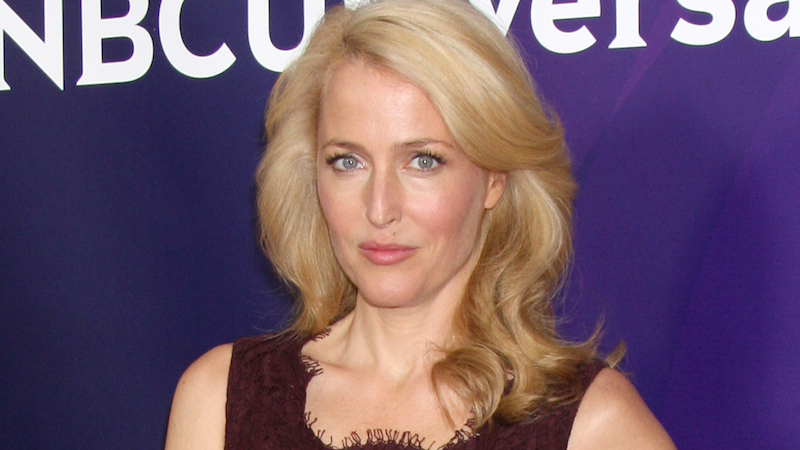 The Internet will not rest until Gillian Anderson becomes the new 'Jane' Bond.