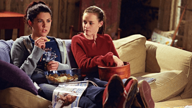 The first page of the 'Gilmore Girls' reboot script is here to make you shriek with joy.