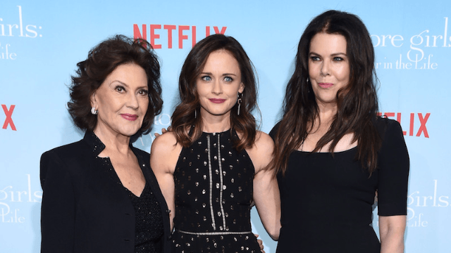 Some of the most dramatic tweets from 'Gilmore Girls' fans who have watched the revival.