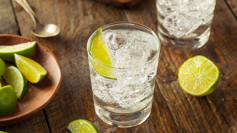 Science says your love of gin & tonics may mean you're a sociopath.