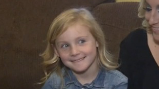 5-year-old girl forgot she stuck a safety pin up her nose for six months. The results were disgusting.