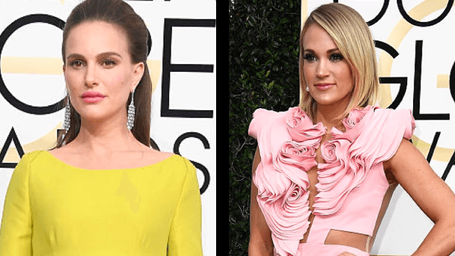 The 10 worst looks from the Golden Globes, as chosen by someone at home in pajamas.